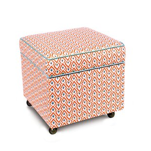 Suwanee Lobel Ottoman by Eastern Accents