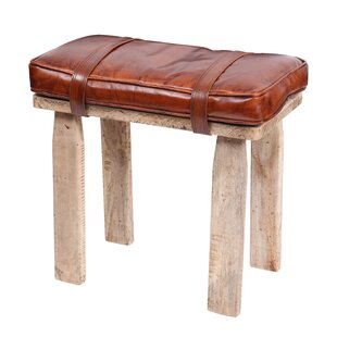 Carmichaels Bag Style Stool By Alpen Home