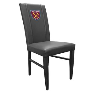 West Ham United Crest Logo Upholstered Dining Chair Dreamseat