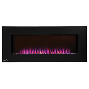 Azure� Wall Mounted Electric Fireplace by Napoleon
