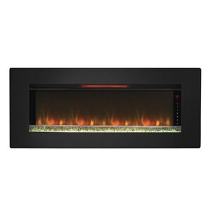 Felicity Wall Mount Electric Fireplace by Classic Flame
