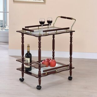 Kimmons Dining Bar Carts By Winston Porter