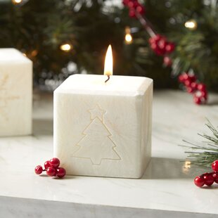 christmas tree candle - Electric Christmas Candles
