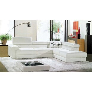 Shop Ashton Reclining Sectional by Hokku Designs