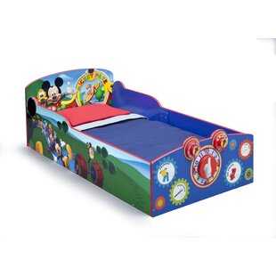 Mickey Mouse Convertible Toddler Bed by Delta Children