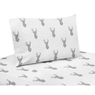 Stag 3 Piece Sheet Set