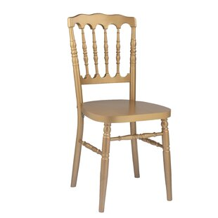 Ophelia & Co. Manassas Solid Wood Side Chair (Set of 2)