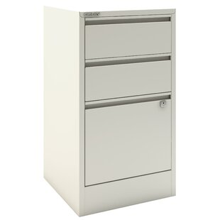 Home Filer 3 Drawer Filing Cabinet By Bisley
