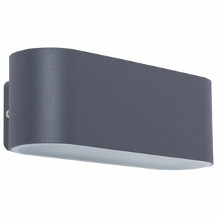 Schall 2-Light LED Outdoor Scone Image