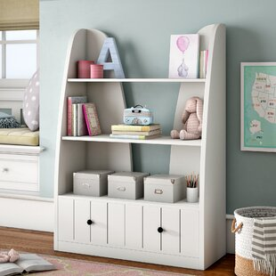 Look for Nancy Standard Bookcase by Viv + Rae Reviews (2019) & Buyer's Guide