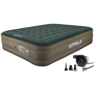 Ultimate 16 Air Mattress with Portable Air Pump ByPittman Outdoors