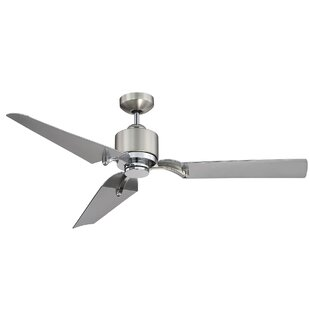 Guide to buy 52 Laumer 3 Blade Ceiling Fan with Remote Control By Orren Ellis