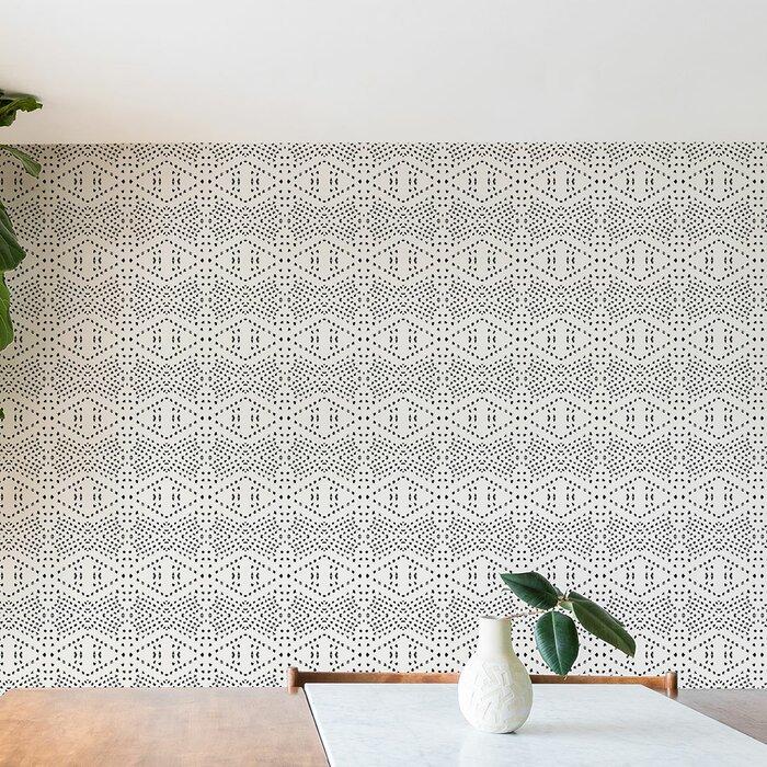 Holli Zollinger Tile Matte Peel And Stick Wallpaper Panel