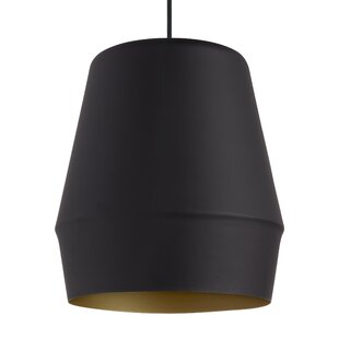 Wrought Studio Otoole 1-Light Bell Pendant
