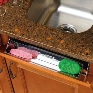 Rev-A-Shelf Stainless Sink Front Tray