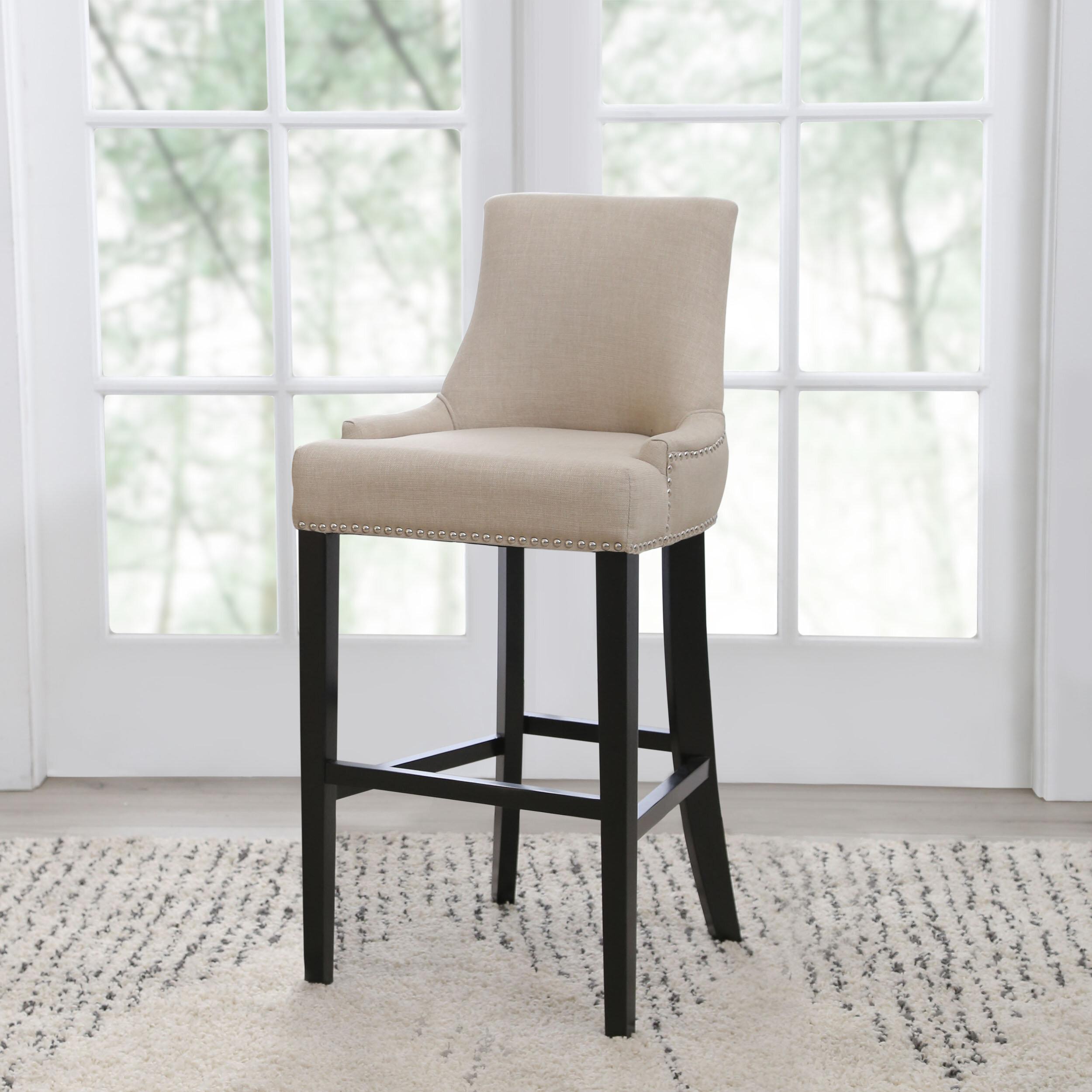 Admirable Keziah 30 Bar Stool Alphanode Cool Chair Designs And Ideas Alphanodeonline