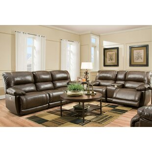 Red Barrel Studio Dillingham Reclining 2 Piece Living Room Set