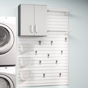 2 Piece Laundry Room Organizer Set by Flow Wall