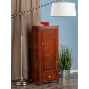 Brooke Jelly Close Cupboard 1 Door Accent Cabinet by Winsome