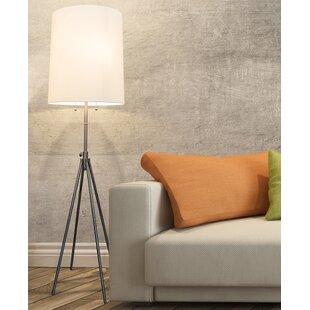 Best Price Olivia 65 Tripod Floor Lamp By Luxeria Zone Lighting