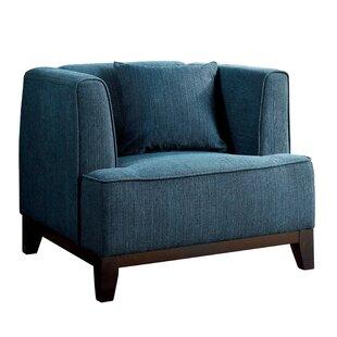 Husman Modern Barrel Chair