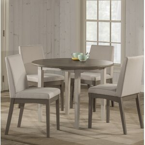 Gentil Kinsey Modern 5 Piece Drop Leaf Dining Set