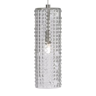 Arik 1-Light Cylinder Pendant by Tech Lighting