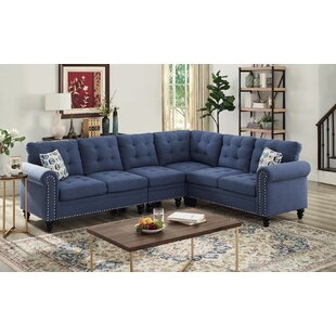 Schell Reversible Sectional