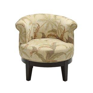 Torr Swivel Barrel Chair By Bayou Breeze