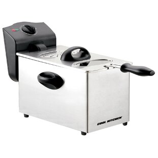 3.5 Liter Cool Kitchen Deep Fryer