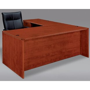 Flexsteel Contract Fairplex Right / Left L-Shape Executive Desk