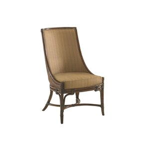 Landara Royal Palm Upholstered Dining Chair by Tommy Bahama Home