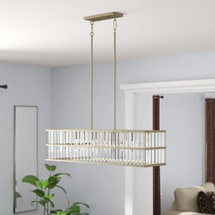 Darby Home Co Bently 5-Light Kitchen Island Pendant