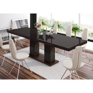 Wade Logan Pocomoke Extendable Dining Table