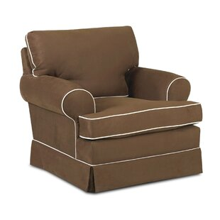 Willey Swivel Glider Chair by Nursery Classics