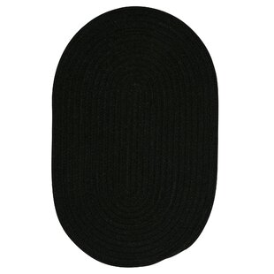 Purchase Navarrette Wool Black Area Rug By August Grove