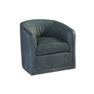 Los Altos Swivel Barrel Chair by Tommy Ba..