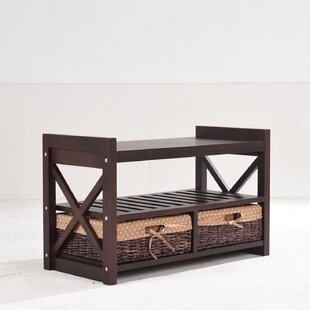 Greenville Signature Harmony Wood Storage Bench