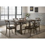 Rayan 7 Piece Dining Set by Gracie Oaks