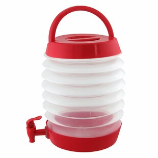 Collapsible Beverage Dispenser  sc 1 st  Wayfair : drink storage containers  - Aquiesqueretaro.Com