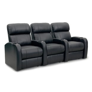 Octane Seating Diesel XS950 Home Theater Recliner (Row of 3)