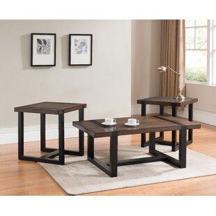 Union Rustic Krick 2 Piece Coffee Table Set