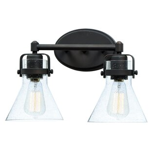 Williston Forge Haefner 2-Light Vanity Light