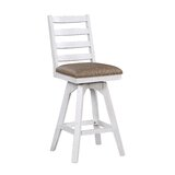 Creeve Swivel Counter & Bar Stool (Set of 2) by Gracie Oaks
