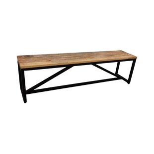 Shery Wood/Metal Bench