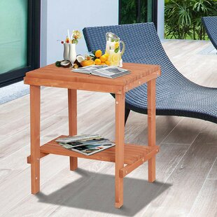 Faulkland Wooden Coffee Table Image