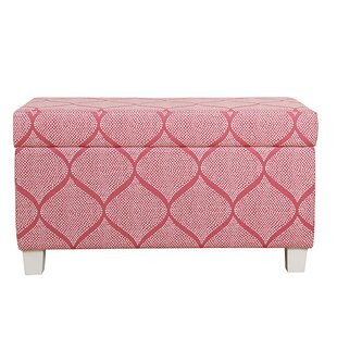 Hortense Kids Cotton Storage Bench by Harriet Bee