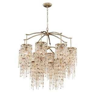 Eurofase Savannah 12-Light Sputnik Chandelier