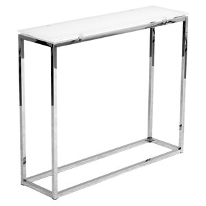 Narrow White Console Table narrow white console table | wayfair