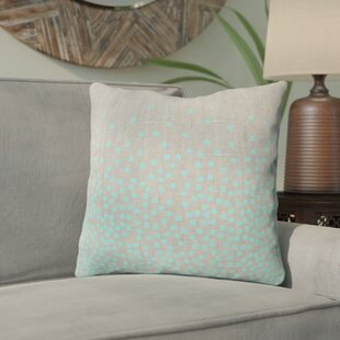 Holley Hint Of Mint Outdoor Throw Pillow By Bungalow Rose